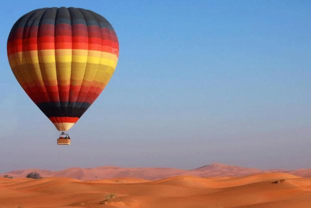 dubai-vlucht-ballon
