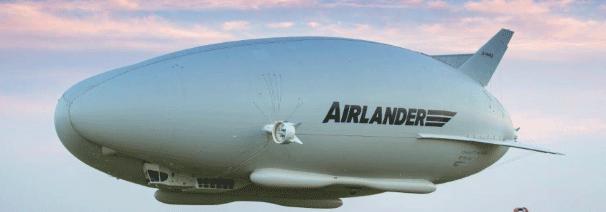 airlander 10 vlucht online
