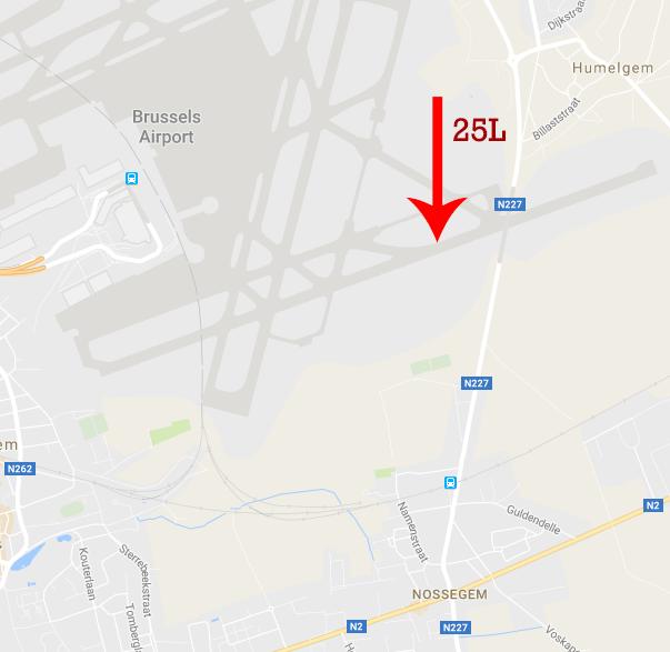 vlucht volgen zaventem airport